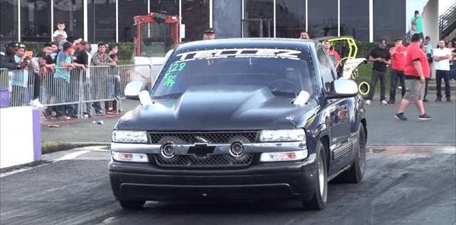 This Twin-Turbo Chevrolet Silverado is the Perfect Monday
