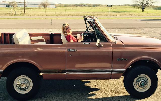 TRUCK YOU! A 1972 K5 Blazer - ChevroletForum