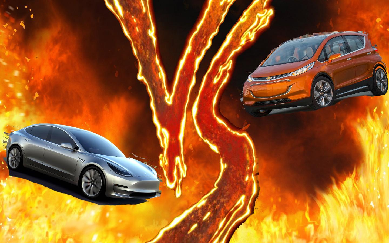 GM Exec Throws Shade at Tesla Over Model 3 - ChevroletForum