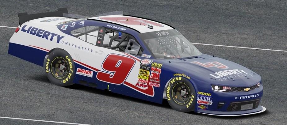 NASCAR Camaro