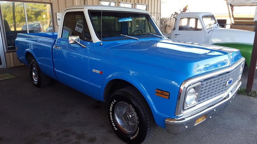 U0026 39 69 Chevy C10 - A Classic Truck Lover U0026 39 S Dream