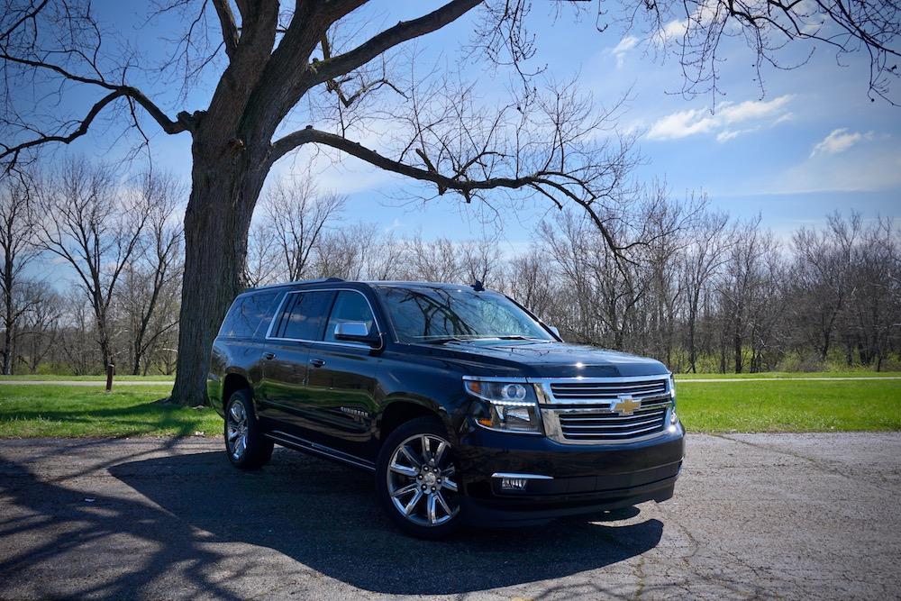 CHEVY FORUM REVIEW: 2017 Suburban Premier 4WD - ChevroletForum