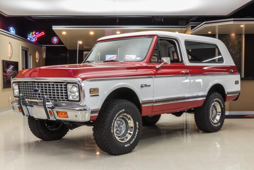 1972 Chevy Blazer K5: Off-Road SUV Time Warp - ChevroletForum