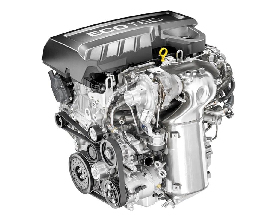 2018 Ecotec 1.6L I-4 Turbo Diesel (LH7) for Chevrolet Equinox