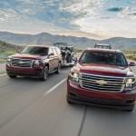 2018 Chevrolet Tahoe Custom