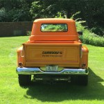Customized 1957 Chevy 3100