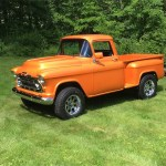 Customized Chevy 3100