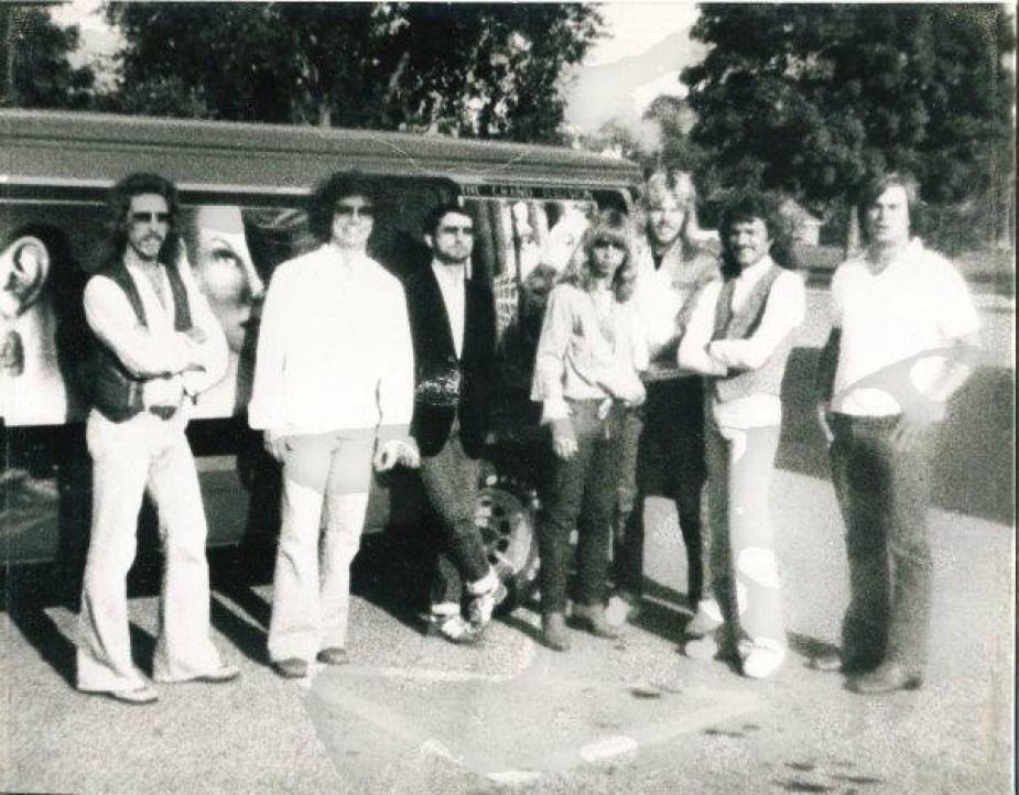 1979 Styx with Van