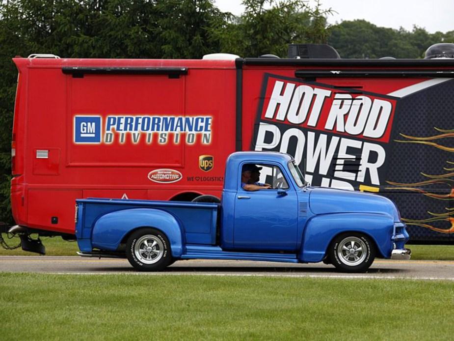 Big Block Chevy Makes Us Blue with Envy - ChevroletForum
