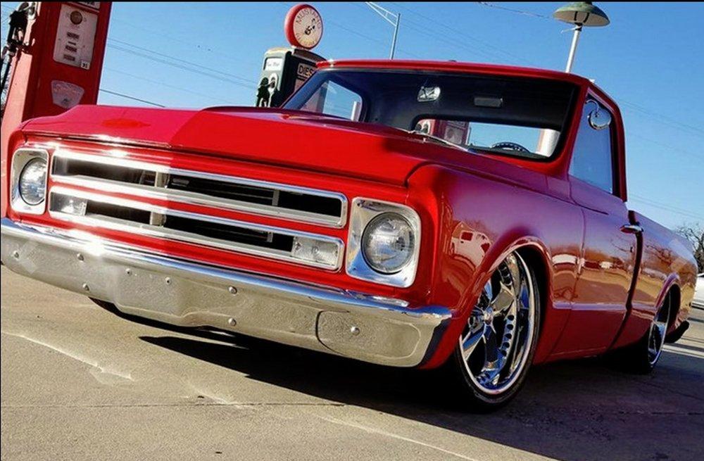 Restomod 1967 C10 Custom is Practically Perfect ...
