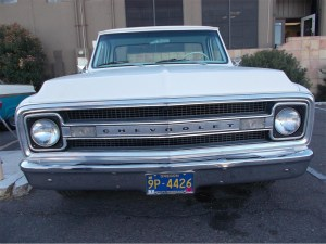 1971 Chevy C10 Ready for Its Second Lease on Life - Page 2