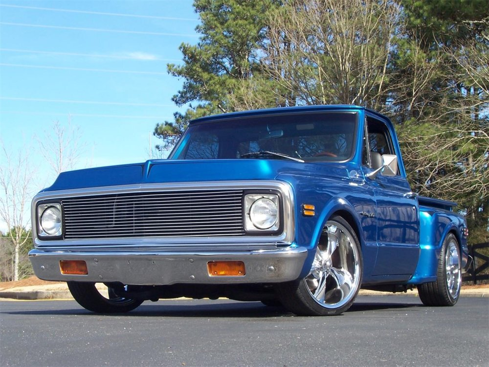 1971 Chevrolet C10 is a Flawless Restomod - ChevroletForum
