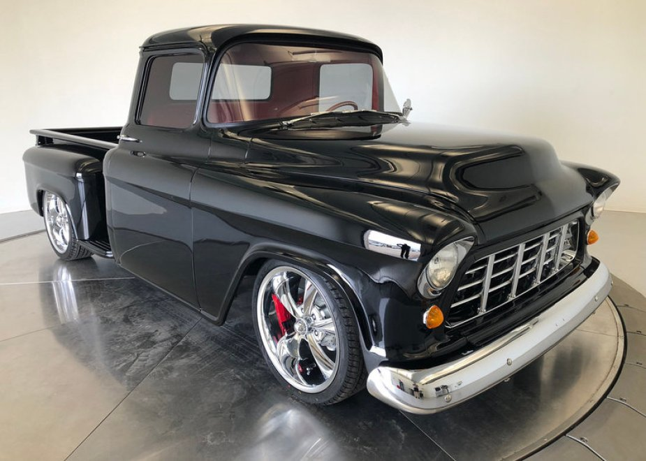 1955 Chevy Truck >> 1955 Chevy Pickup Is Perfection Personified Chevroletforum