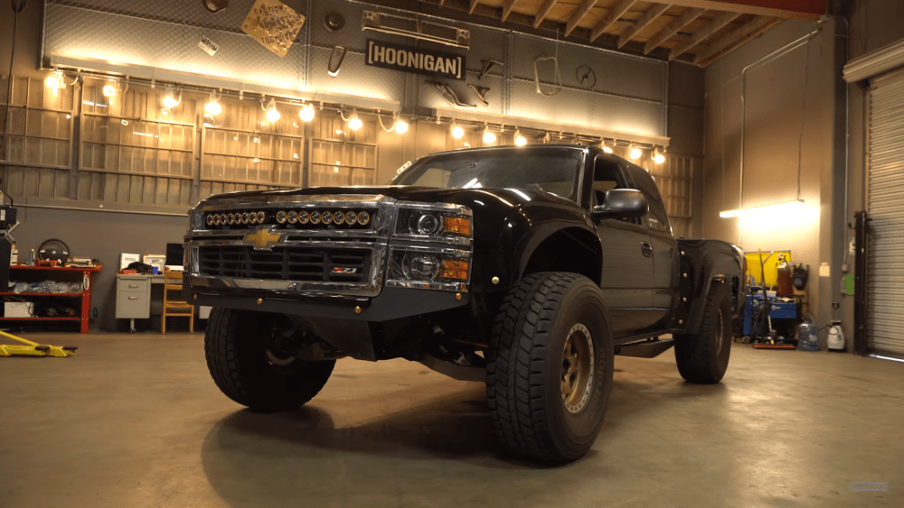 Hundreds of Build Hours Results in Incredible Silverado