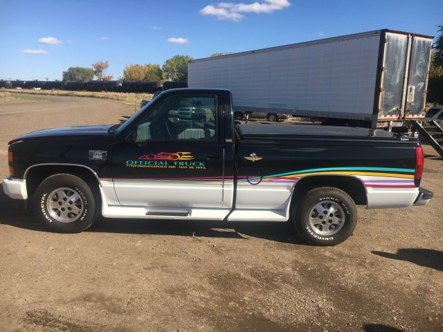 1993 Chevrolet 1500 Indy 500 tribute truck
