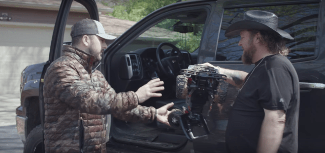 "Colt Ford Tyler Farr ""My Truck"" video"