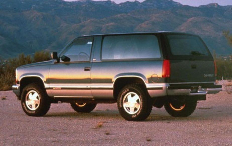 1992 Chevy Blazer