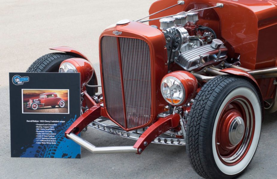1933 Chevrolet Coupe American Graffiti Tribute