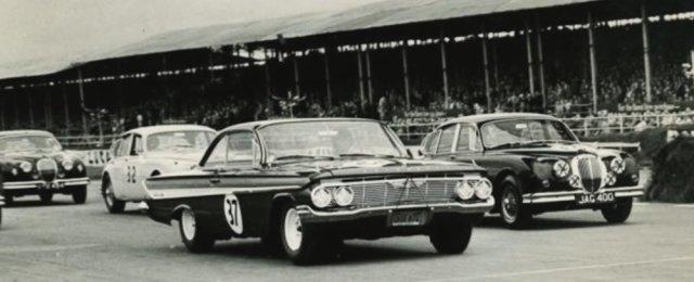 Gurney 1961 Im[ala on the Track