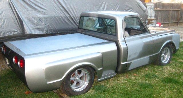 1969 Chevy Stepside Custom