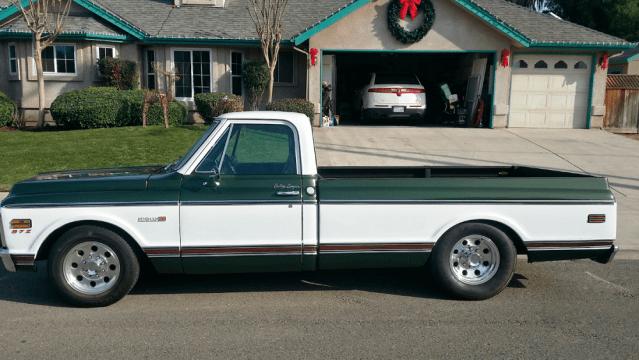 chevroletforum.com 1972 Chevrolet C20
