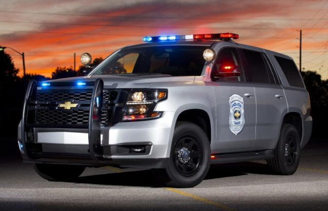 Silvler Chevrolet Tahoe SSV