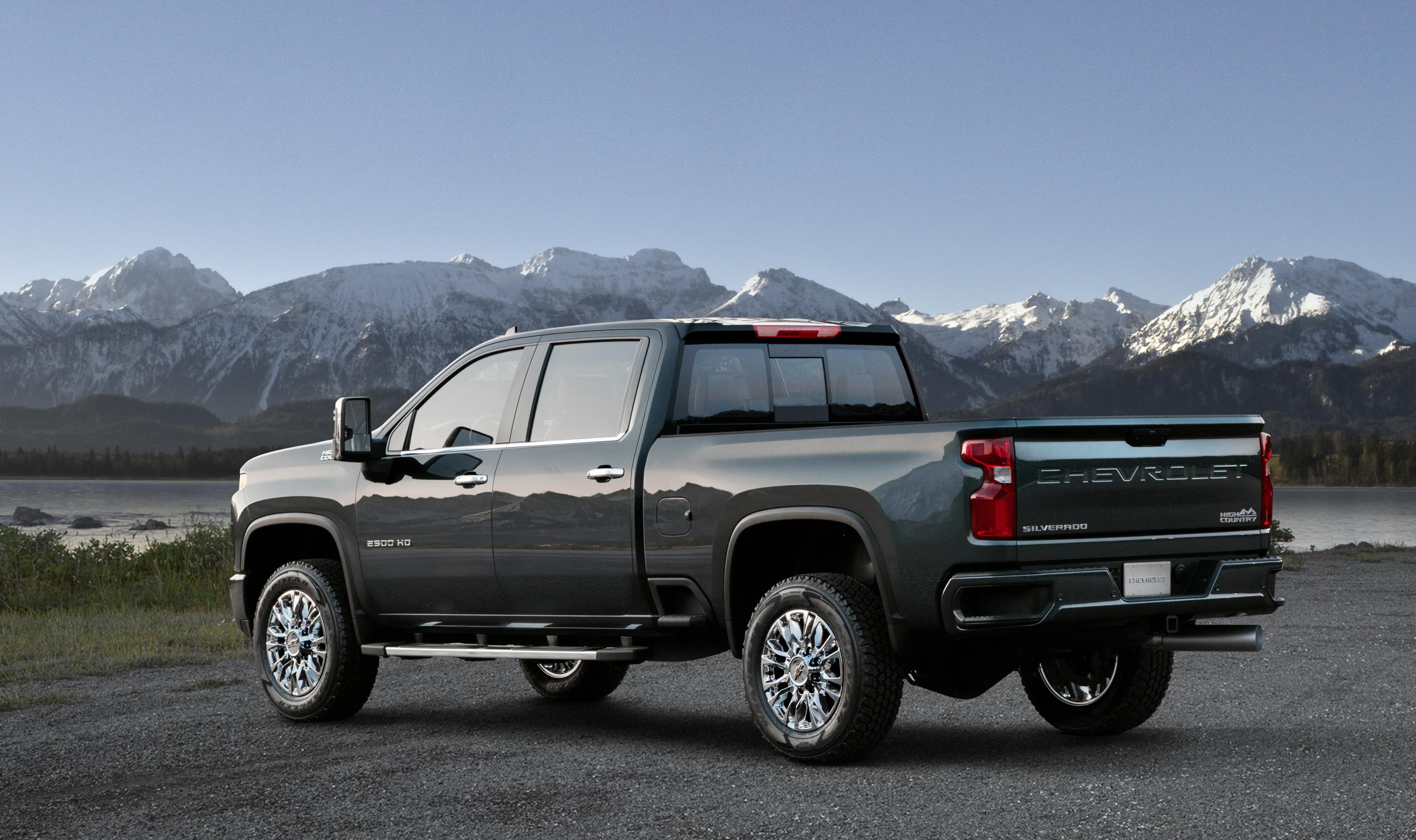 Chevrolet Releases First Look at 2020 Silverado 2500 HD ...