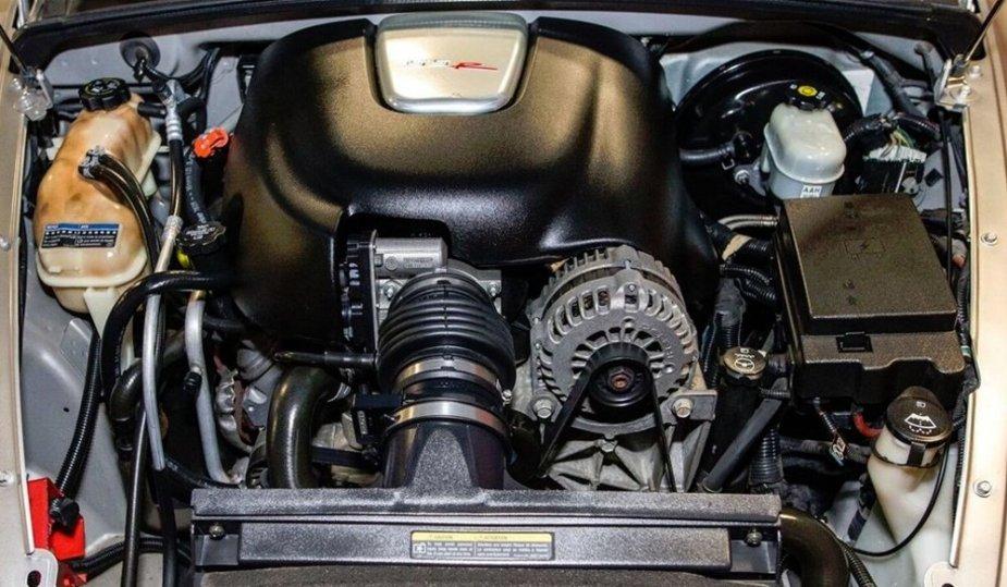 2005 Chevrolet SSR Engine