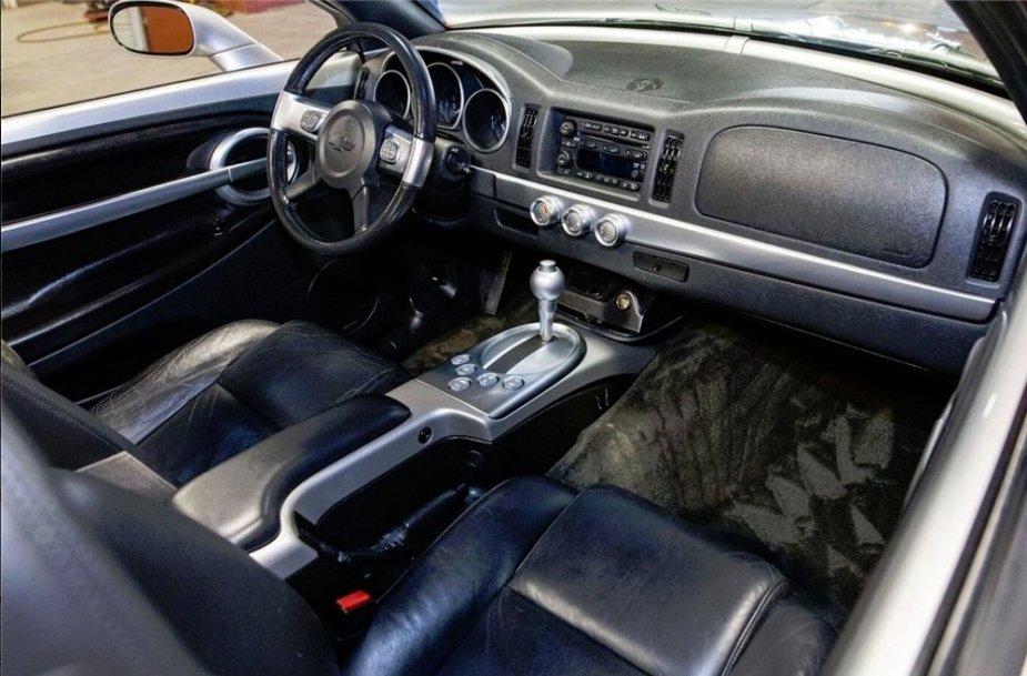 2005 Chevrolet SSR Interior