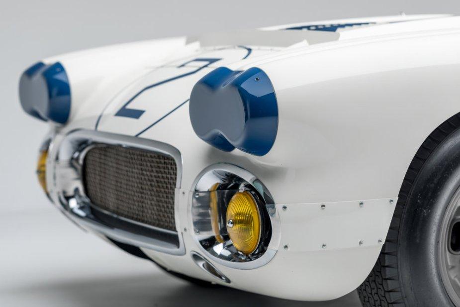Cunningham Corvette #2 Nose