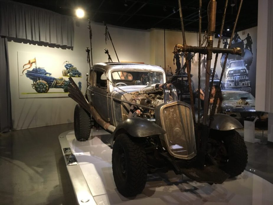 Mad Max 1934 Chevrolet 5-Window