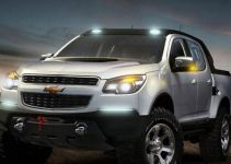 2019 Chevy Colorado Exterior