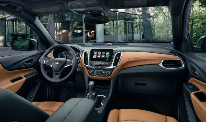 2019 Chevy Equinox Reviews Price And Specs Chevrolet Specs News