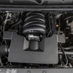 2019 Chevy Suburban Engine