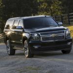 2019 Chevy Suburban Exterior