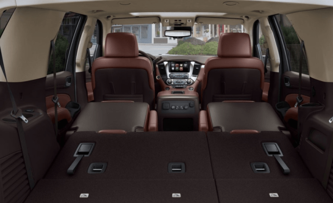 2019 Chevy Suburban Interior