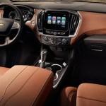 2019 Chevy Traverse Interior