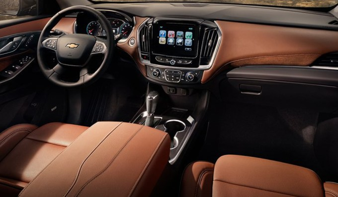 2019 Chevy Traverse Price, Release Date, Colors ...
