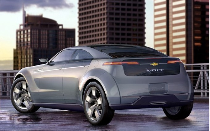 2019 Chevy Volt Exterior