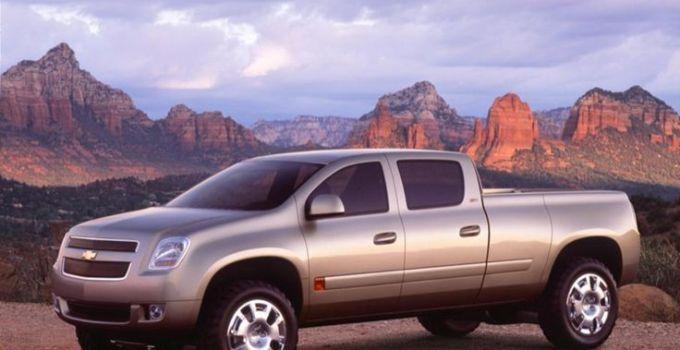 2019 Chevy Silverado 1500 Exterior