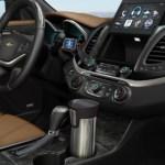 2020 Chevy Impala Interior
