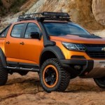 2019 Chevy Colorado ZR2 Interior