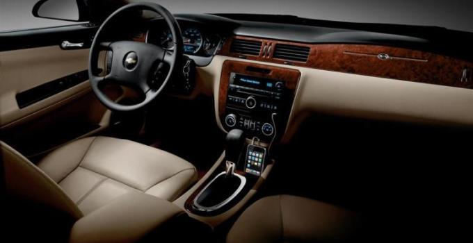 2019 Chevrolet Impala Interior