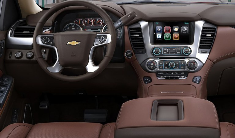 2020 Chevy Tahoe Concept, Interior And Price – Chevrolet ...