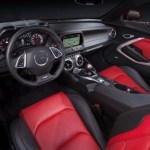 2021 Chevy Camaro Interior
