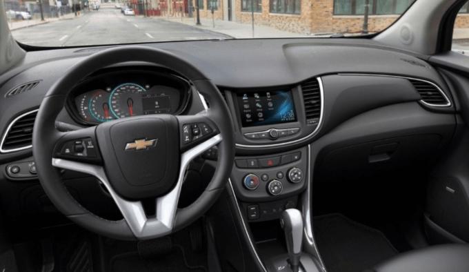 2020 Chevrolet Trax Interior