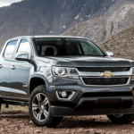 2020 Chevy Colorado Exterior