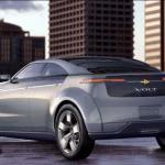 2020 Chevy Volt Exterior