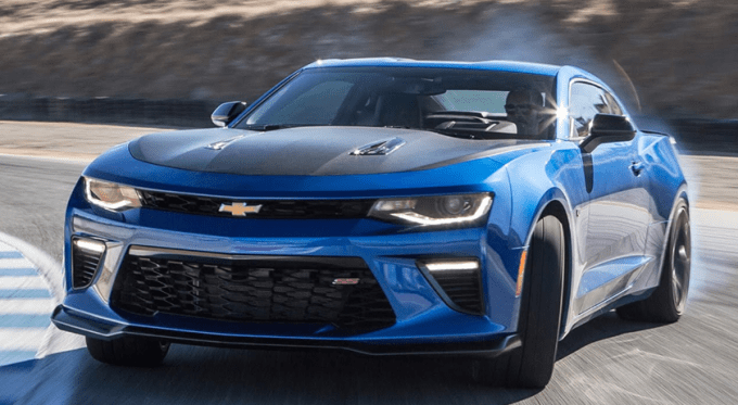 2019 Chevrolet Chevelle SS