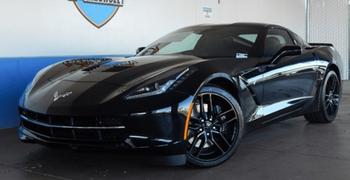 2019 Chevrolet Corvette Stingray Z51